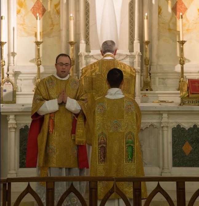 The Pastor — Saint Mary Church