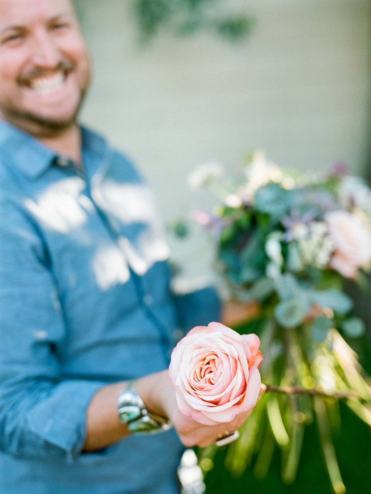 Wedding Floral Services in Utah by Joshua Knight Five Penny Floral