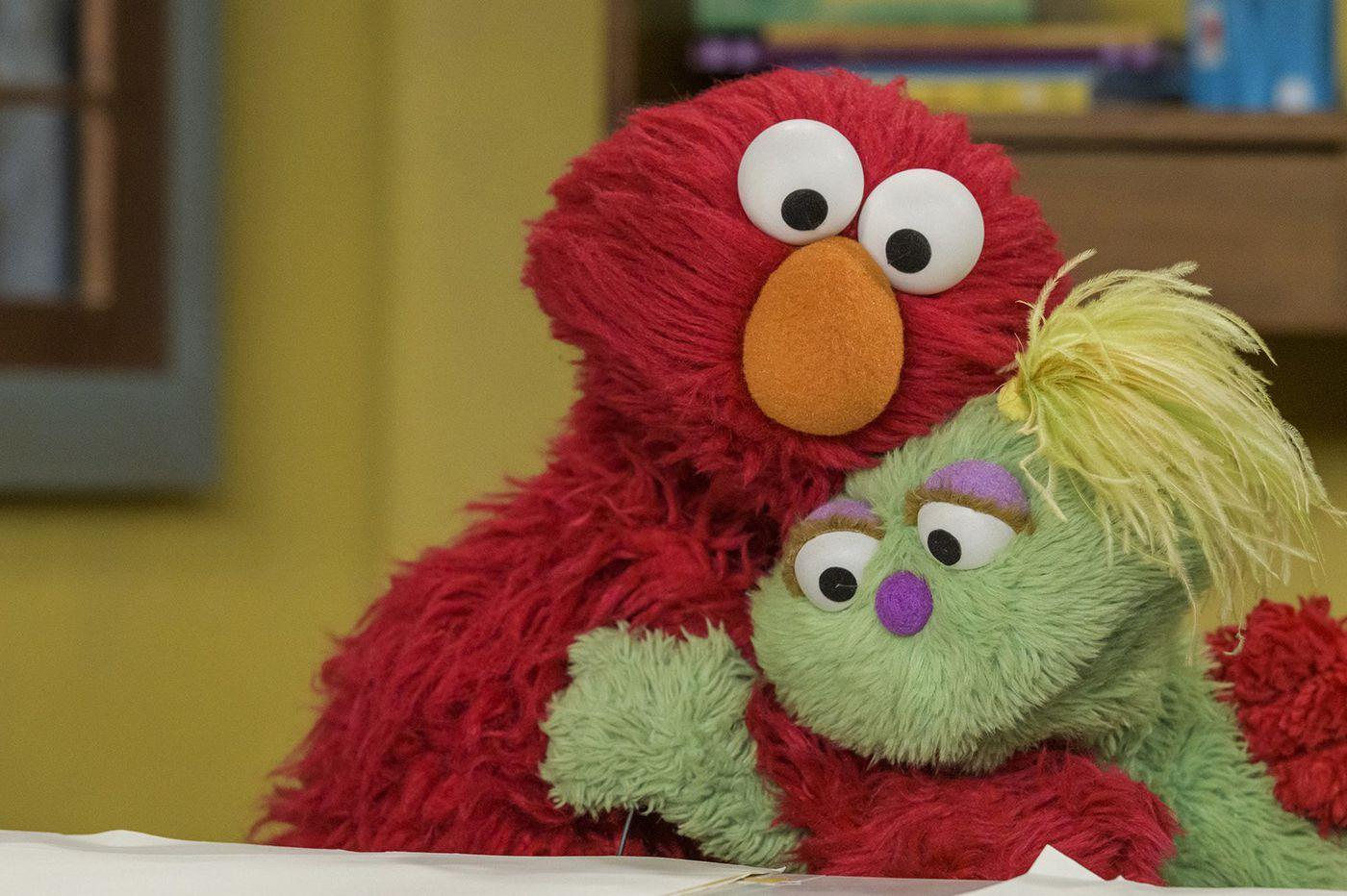 Image courtesy of Sesame Workshop