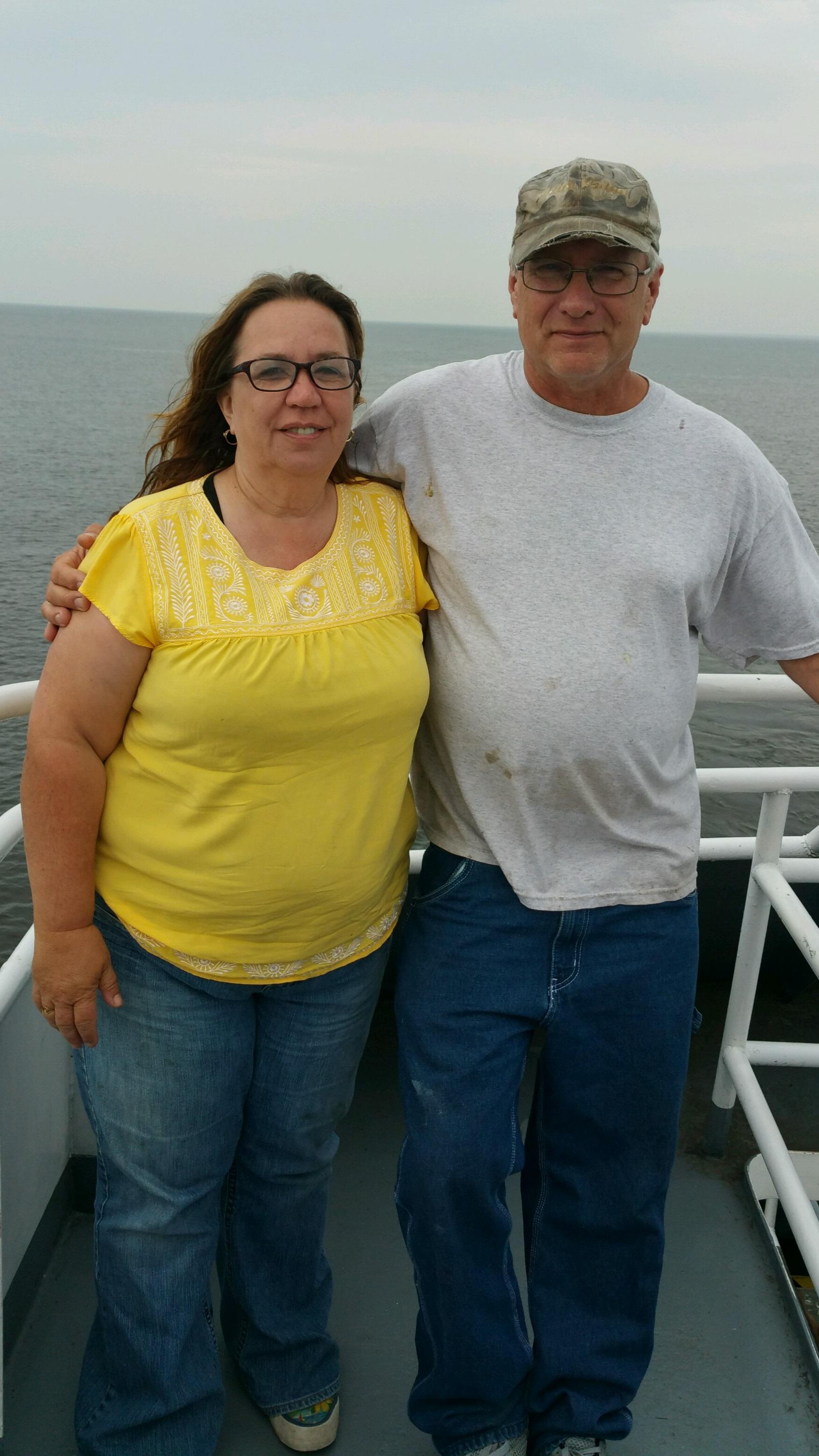 Donna & Russ Wichner
