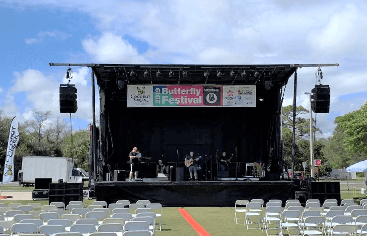 Butterfly Festival 2019 - Coconut Creek, Florida.