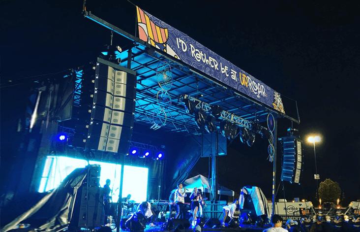 Uproar Concert 2019 - Florida International University