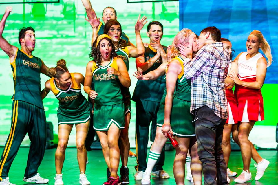 Lin-Manuel Miranda's Bring It On The Musical