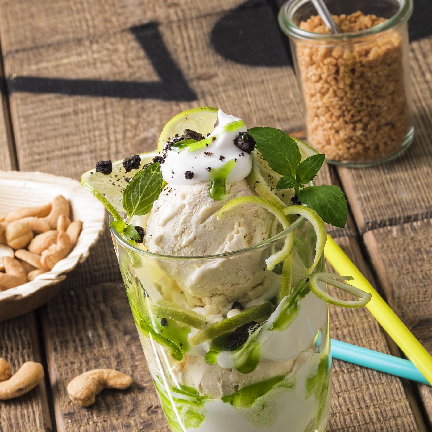 fancy ice cream mojito #3