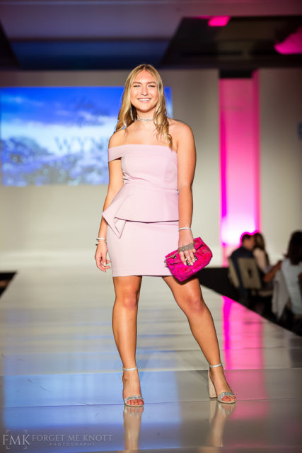 teen project fashion show 2018 model benefit auction orange county huntington beach paseo runway