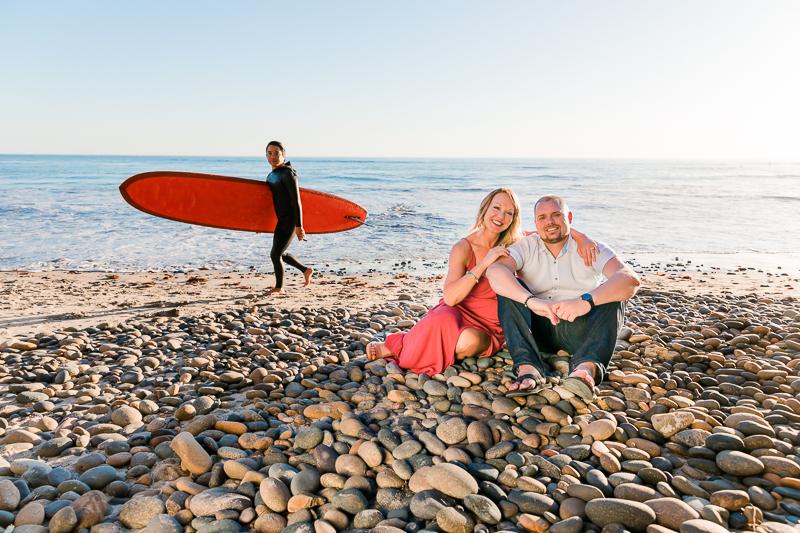Surfer cameo