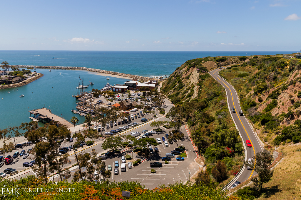 The view of Dana Point Harbor and the Ocean Institute from the beautiful Blue Lantern Inn.  www.bluelanterninn.com/