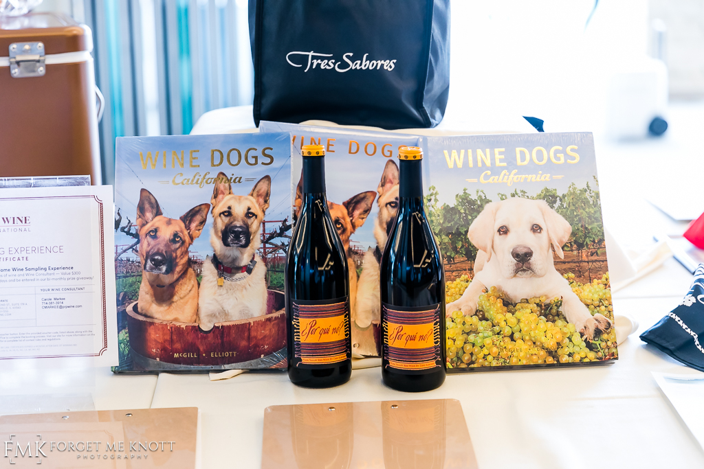 Dogs and wine…what else is there?