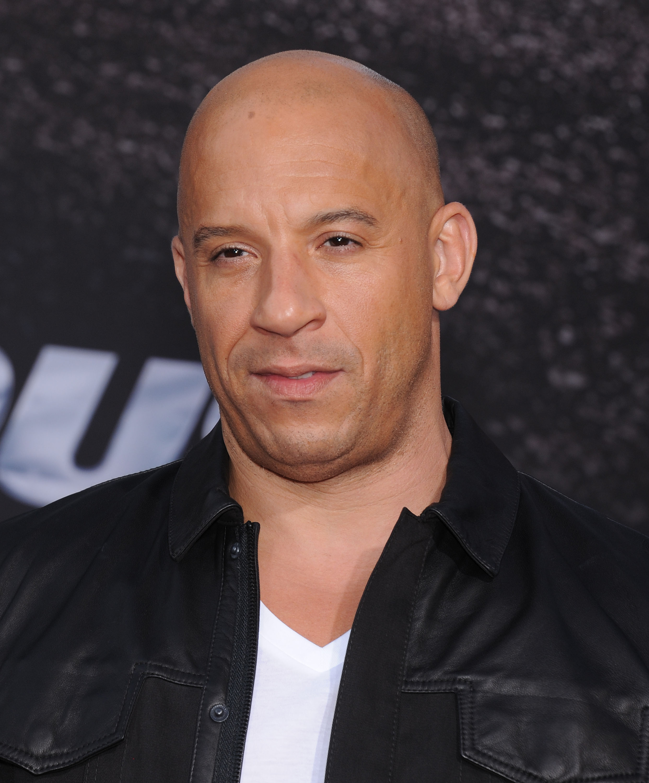 Vin Diesel - Samson