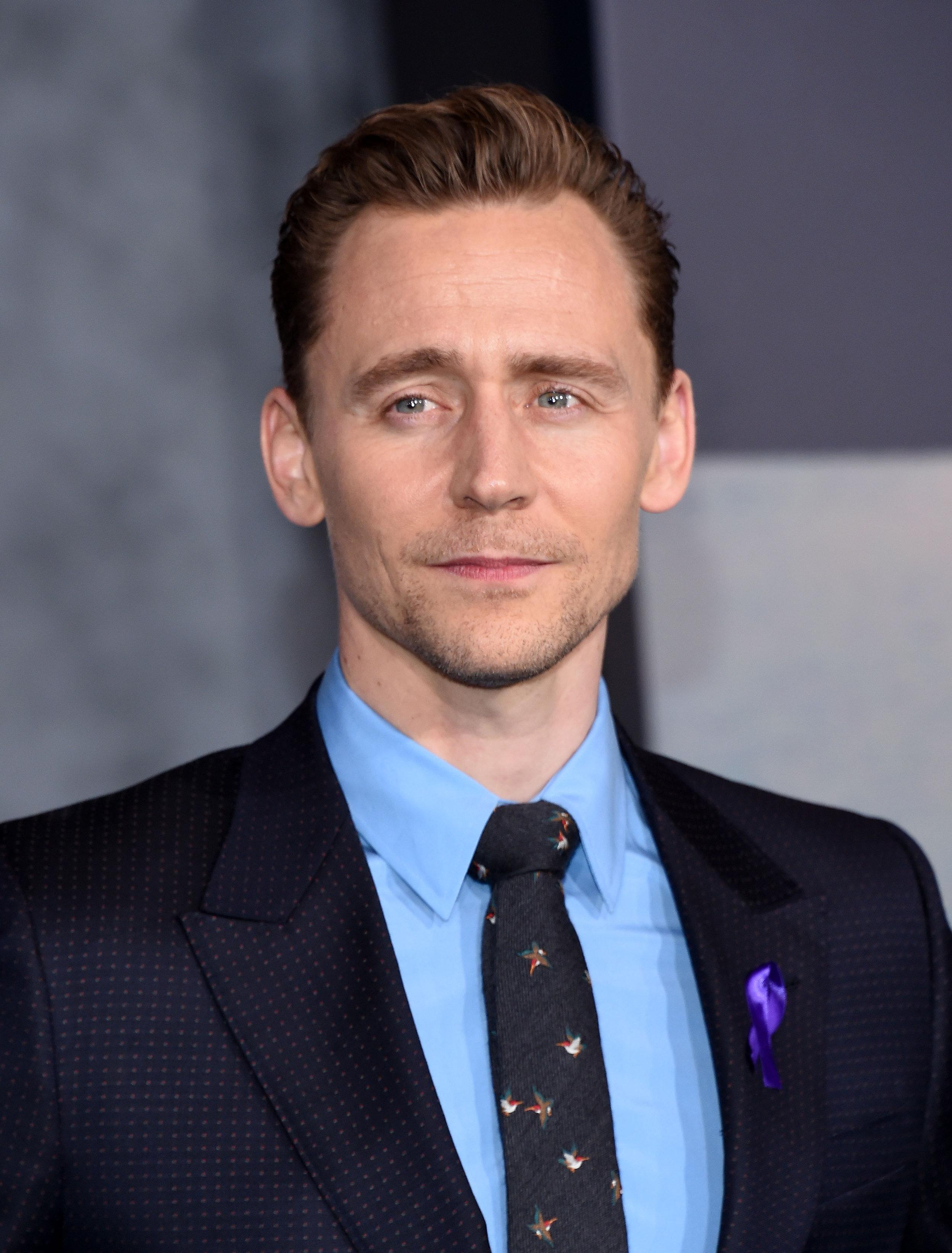 Tom Hiddleston - Er