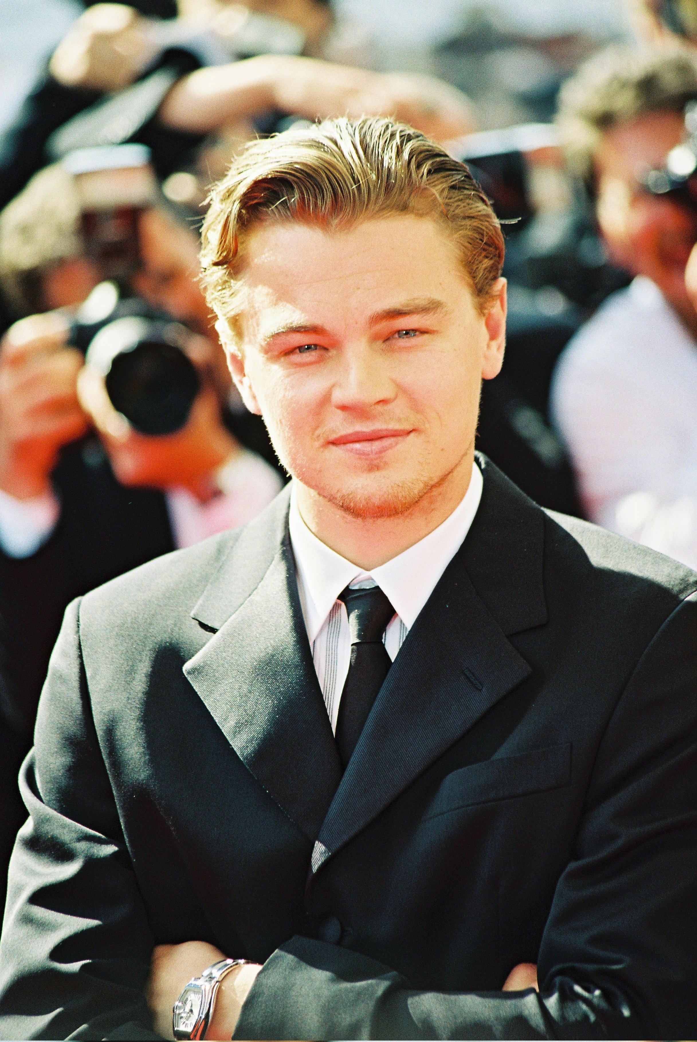 Leonardo DiCaprio - Young David