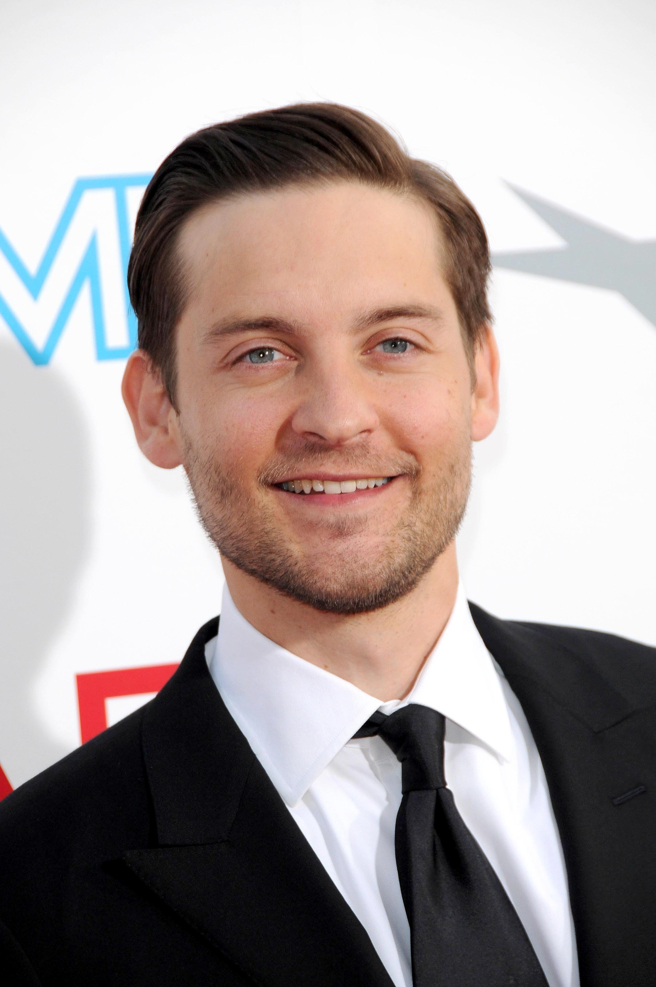 Tobey Maguire - King Ahab