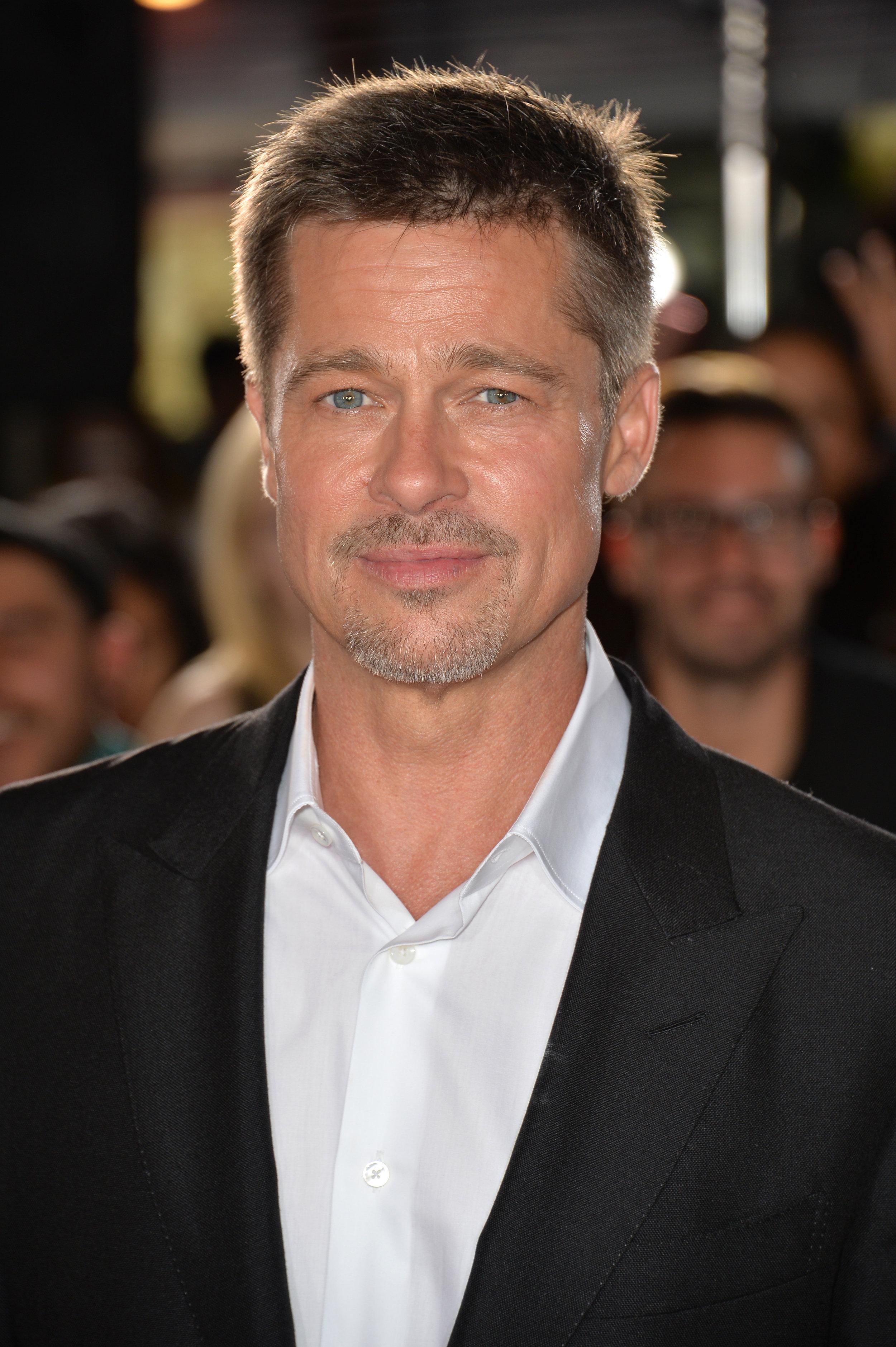 Brad Pitt - Moses