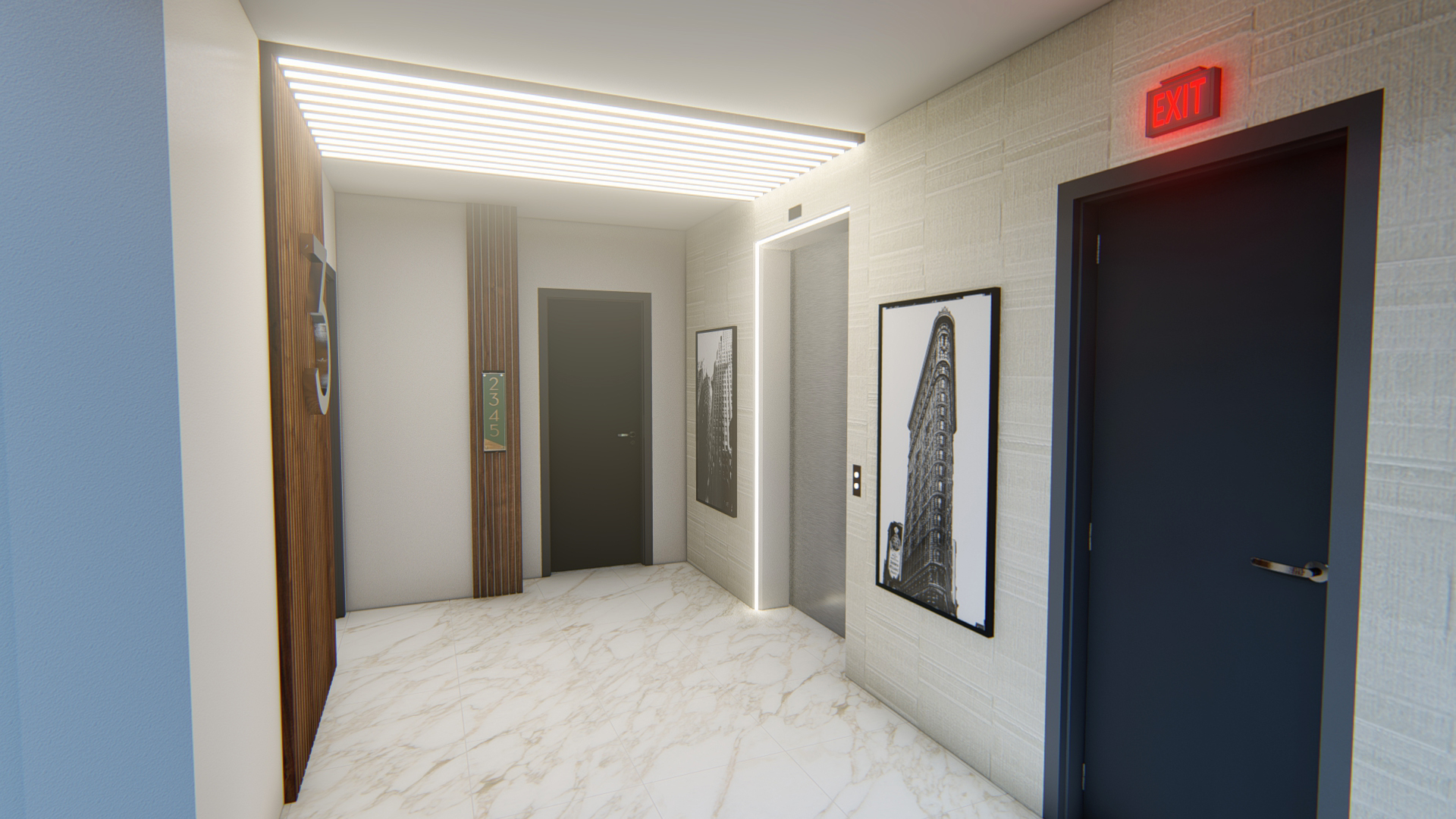 Elevator Area Corridor_View 1.jpg