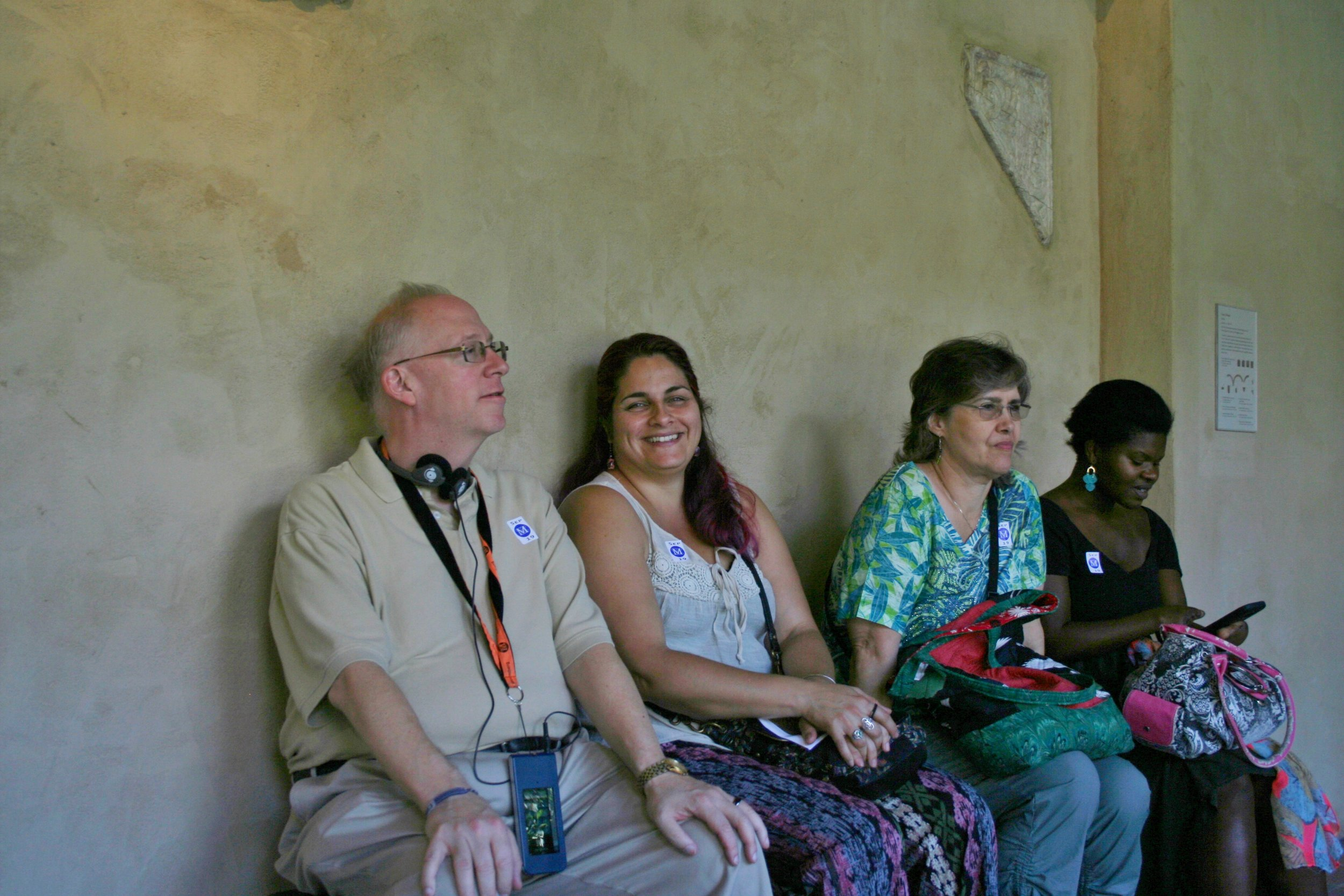 The cloisters visit.JPG