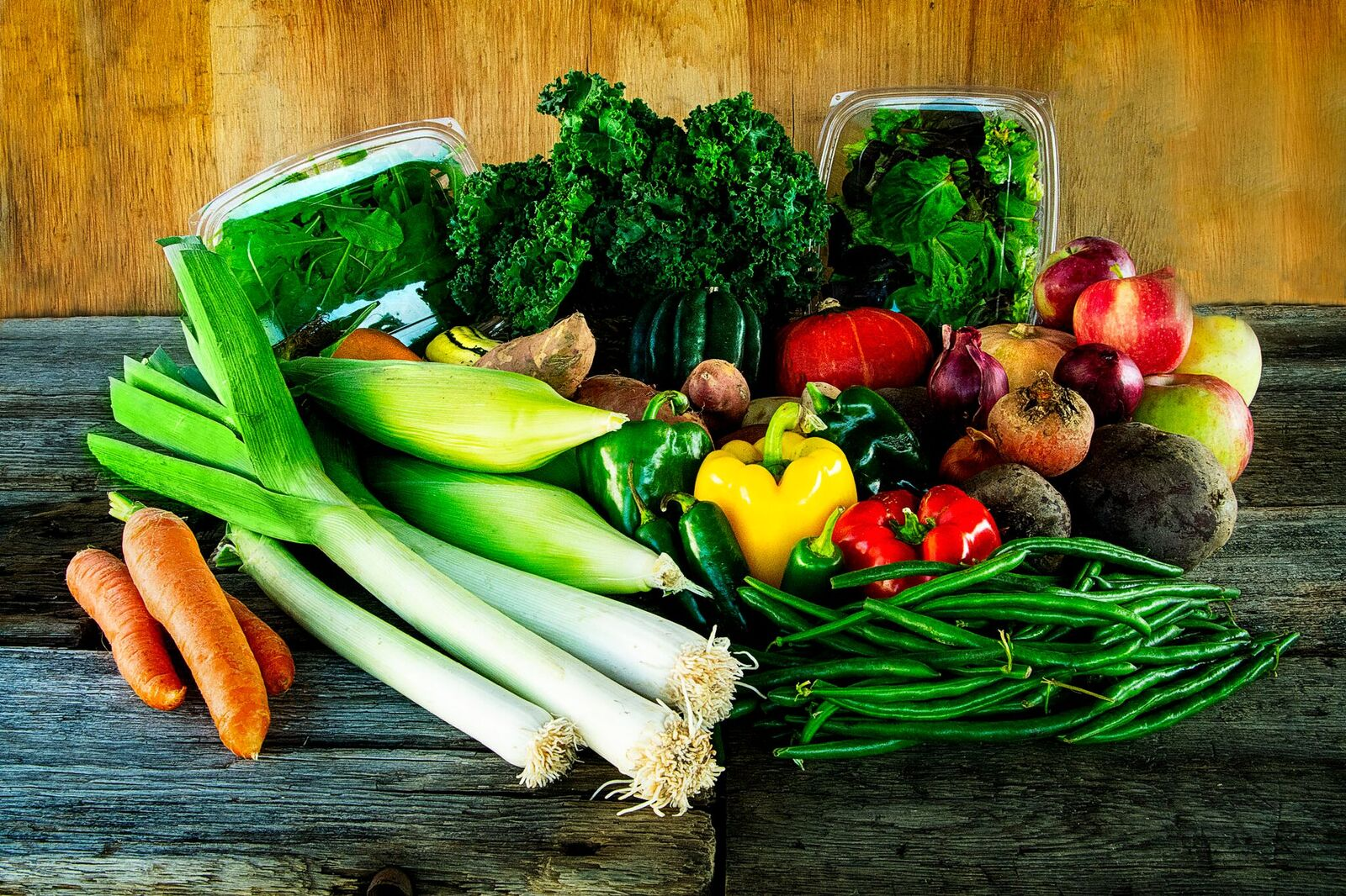 Fresh local food delivered to your workplace! -