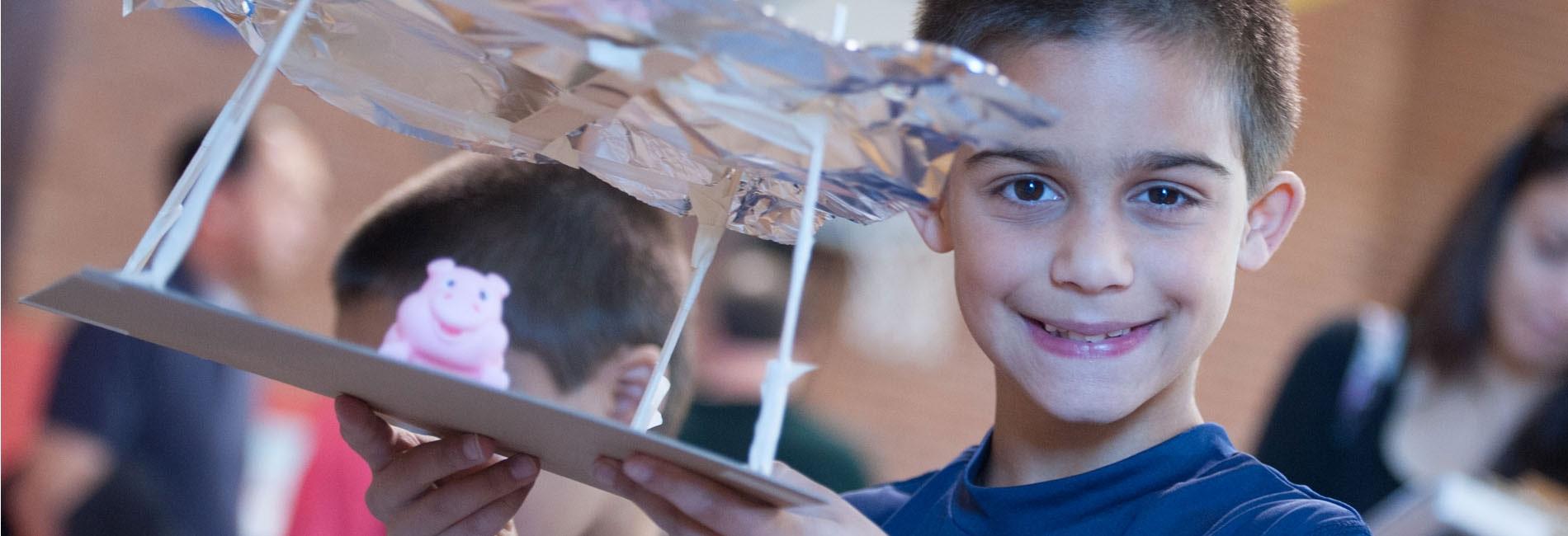 Photo courtesy of Needham Education Foundation