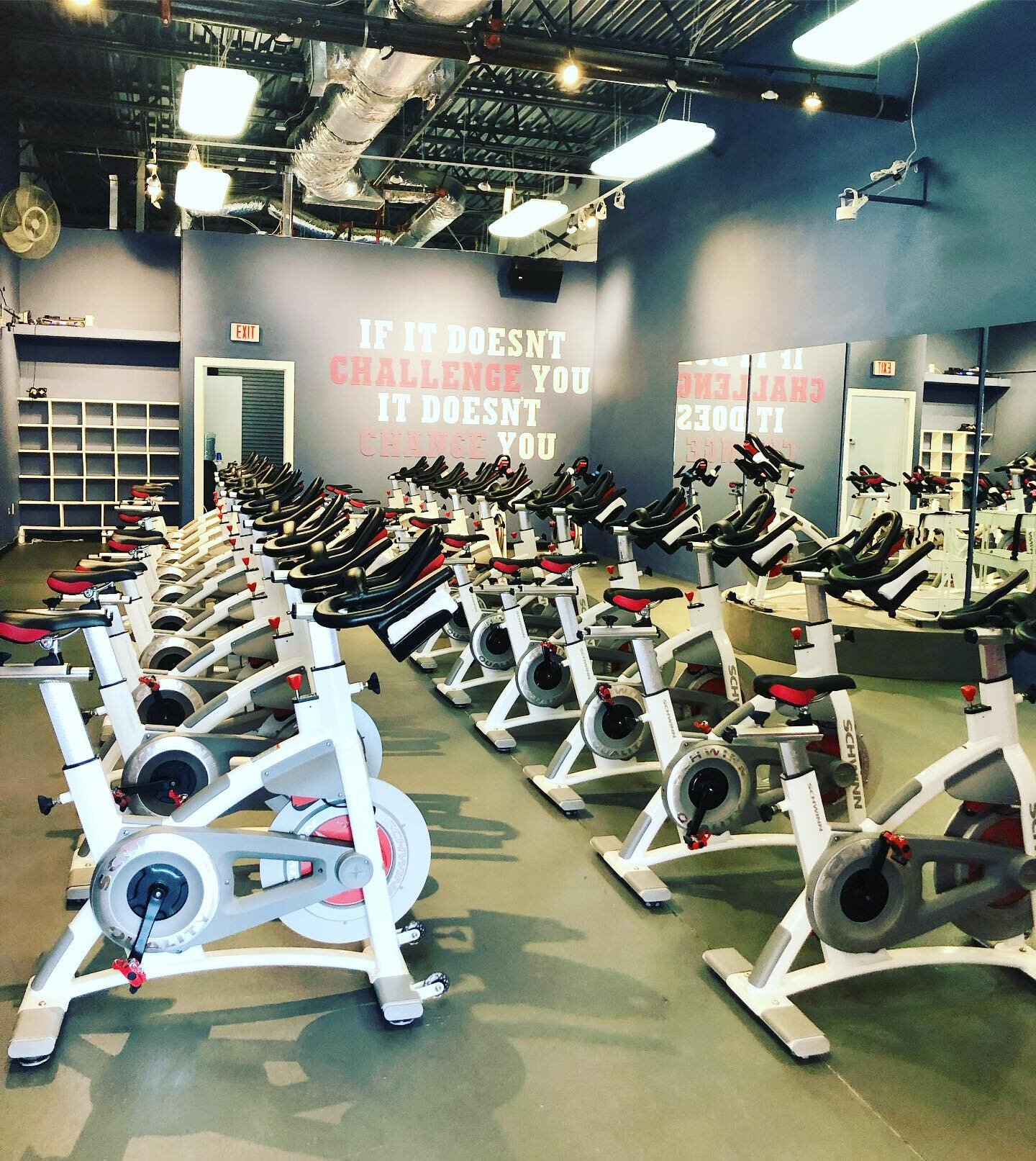who are we? - Here at Off The Handle, we believe that every rider is an athlete, no matter his or her skill set. It's our mission to make every person who walks through our door feel a little bit stronger than they were before they came. Begin that journey today to a stronger body & mindset.It's also our mission to give back to the community. Both owners are passionate about philanthropy and intend to donate a portion of revenue to charity.