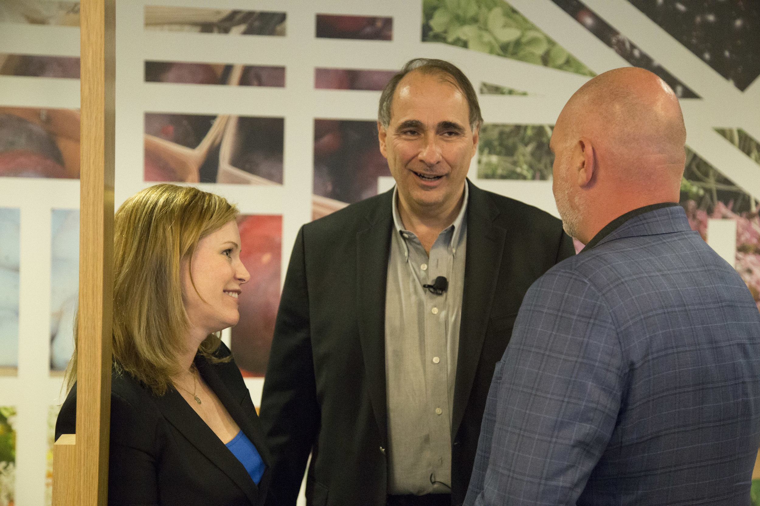 Stephanie Cutter, David Axelrod, & Steve Schmidt