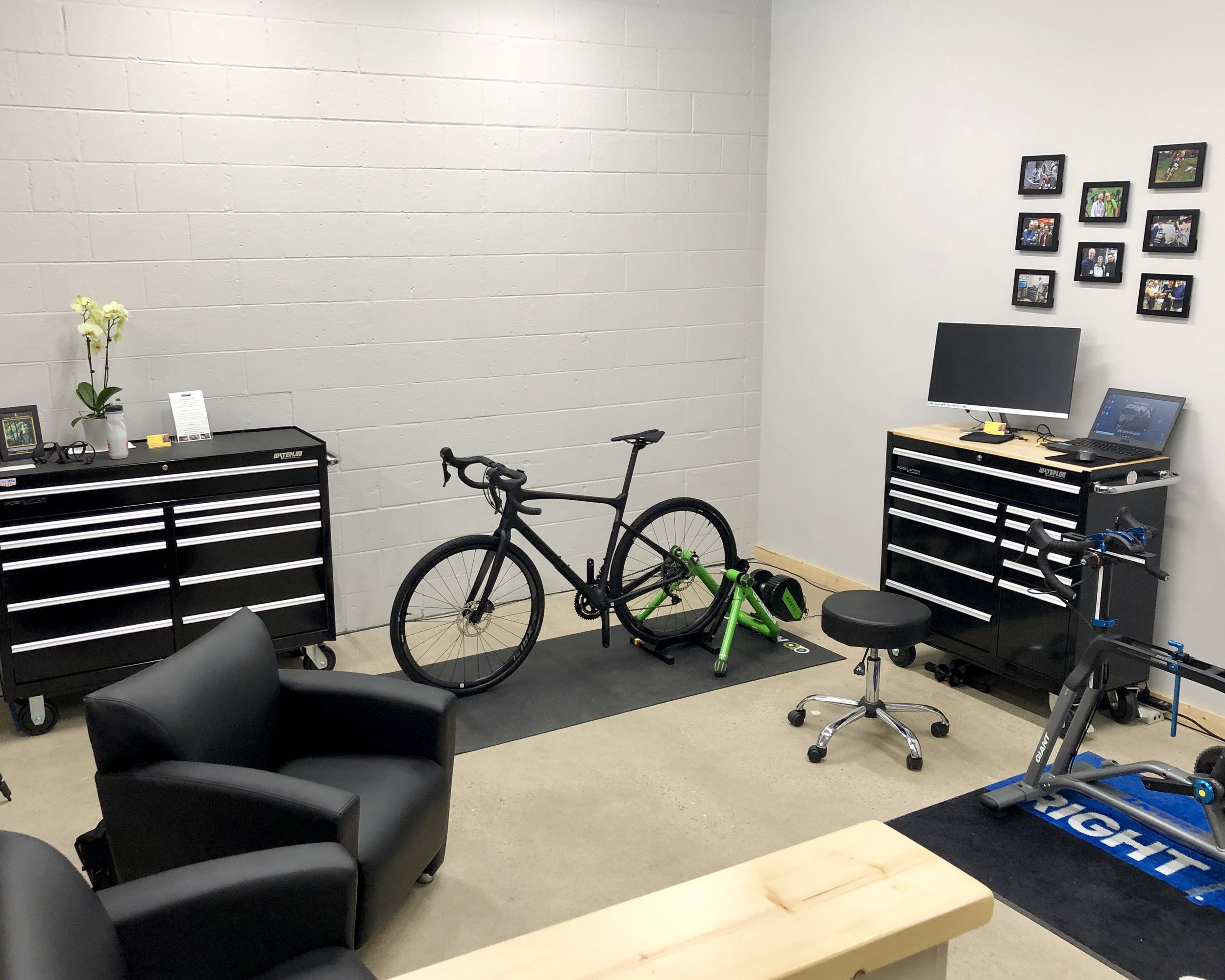 Bike Fitting Studio at Slow Roll Cycles.jpg