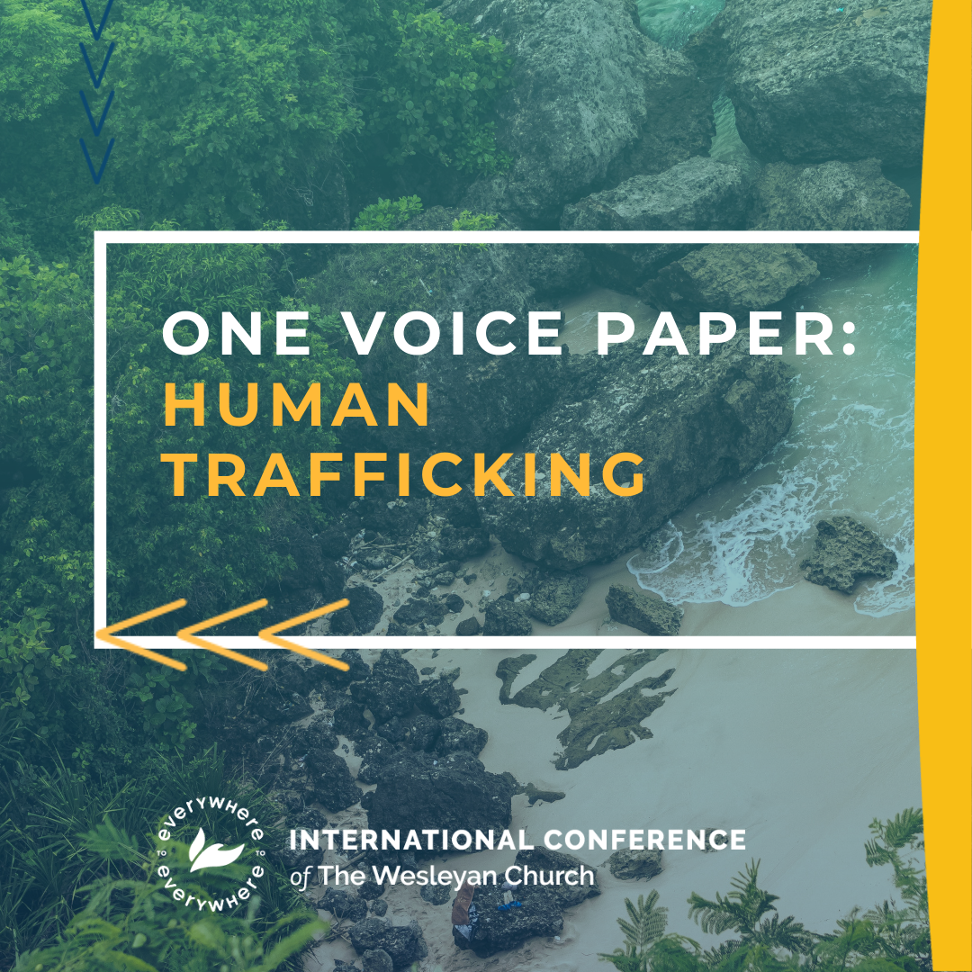 One Voice Paper: Human Trafficking