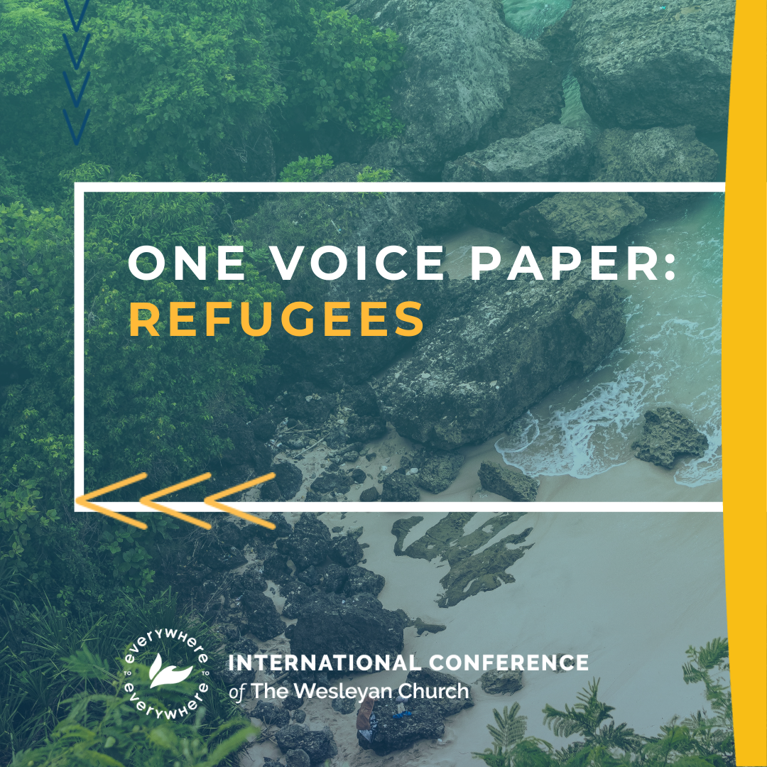 One Voice Paper: Refugees