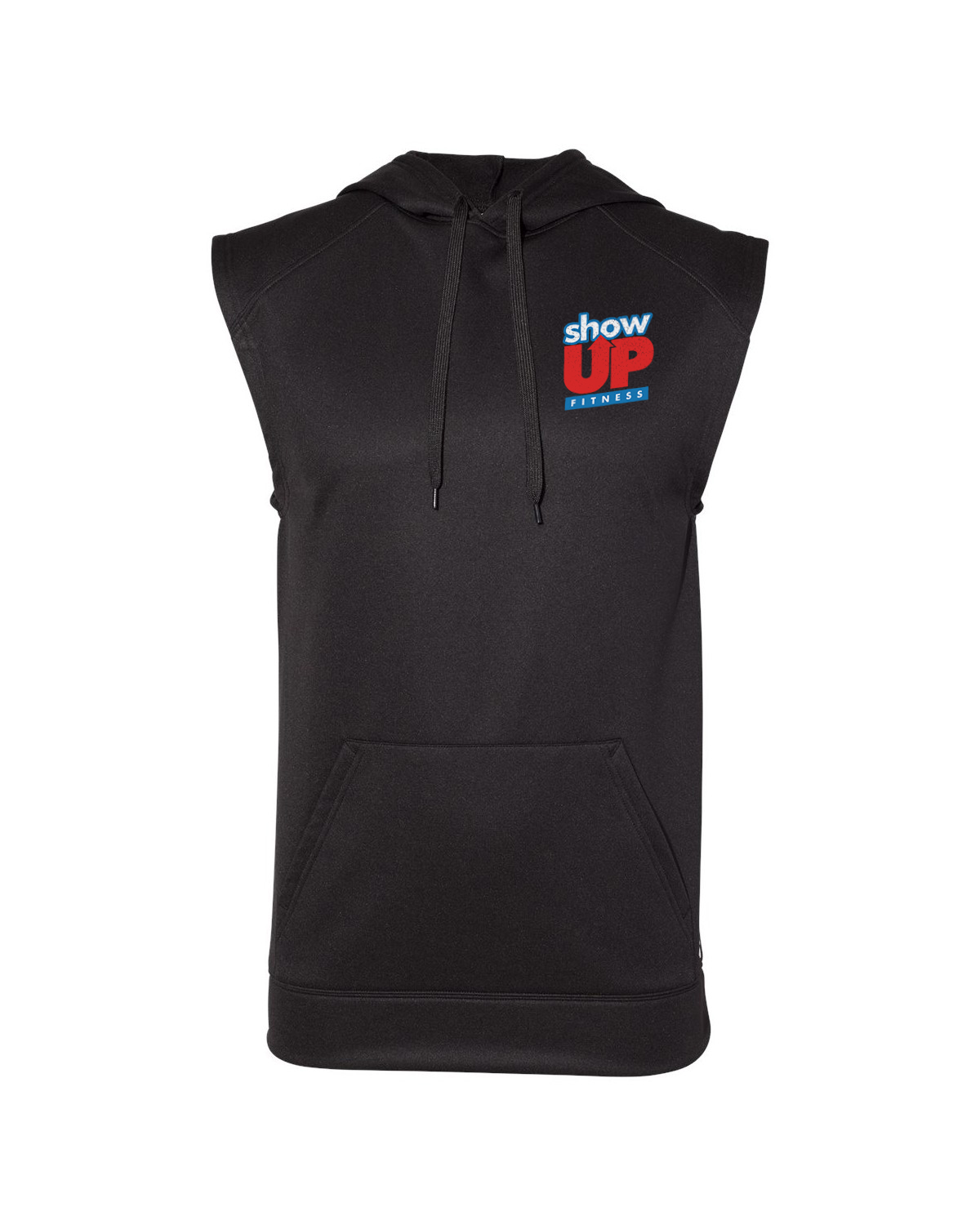 Sleeveless Performance Hoodie by Show Up Fitness