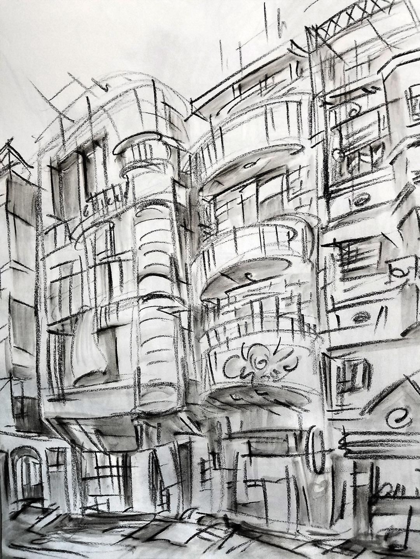 Hanoi Cityscape 1