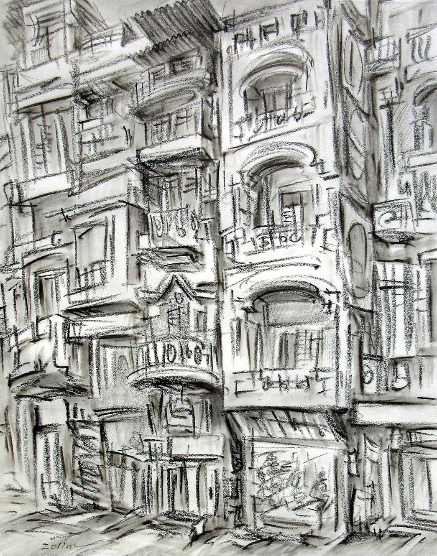 Hanoi Cityscape 2
