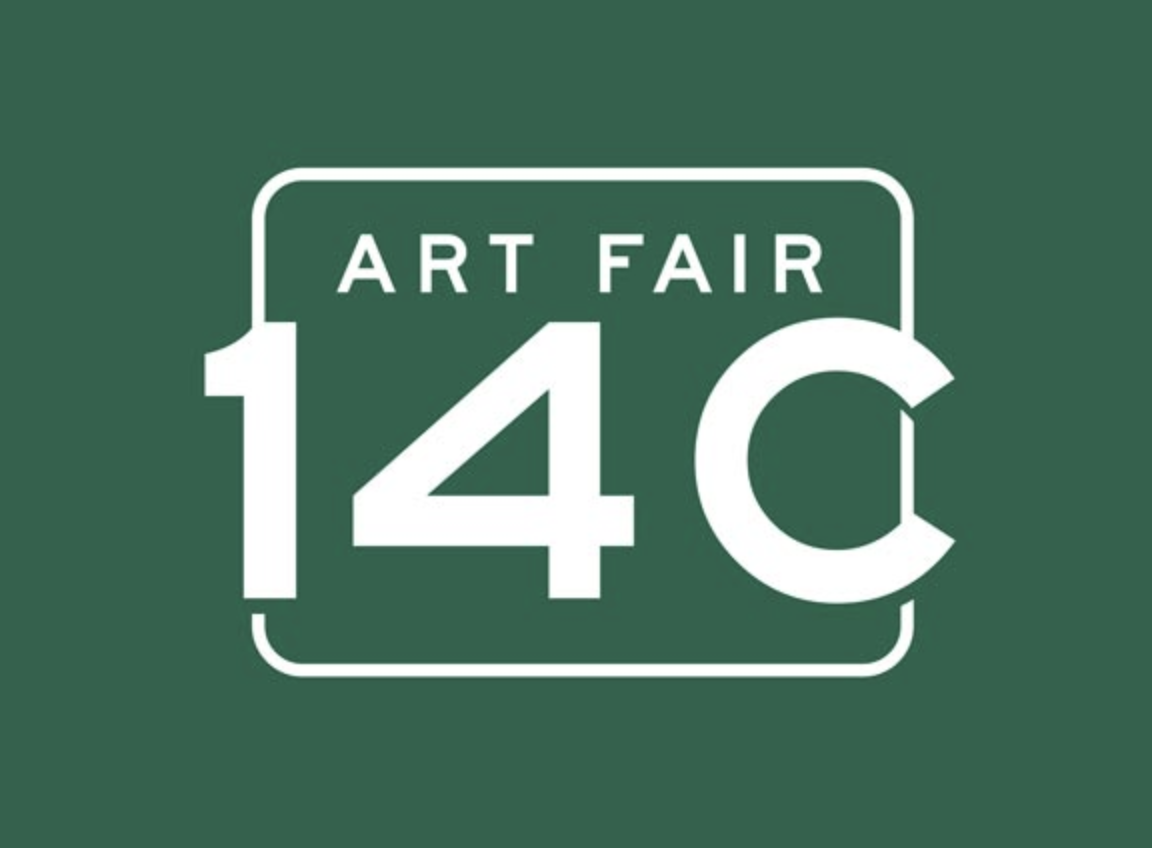 Art Fair 14C White on Green logo.png