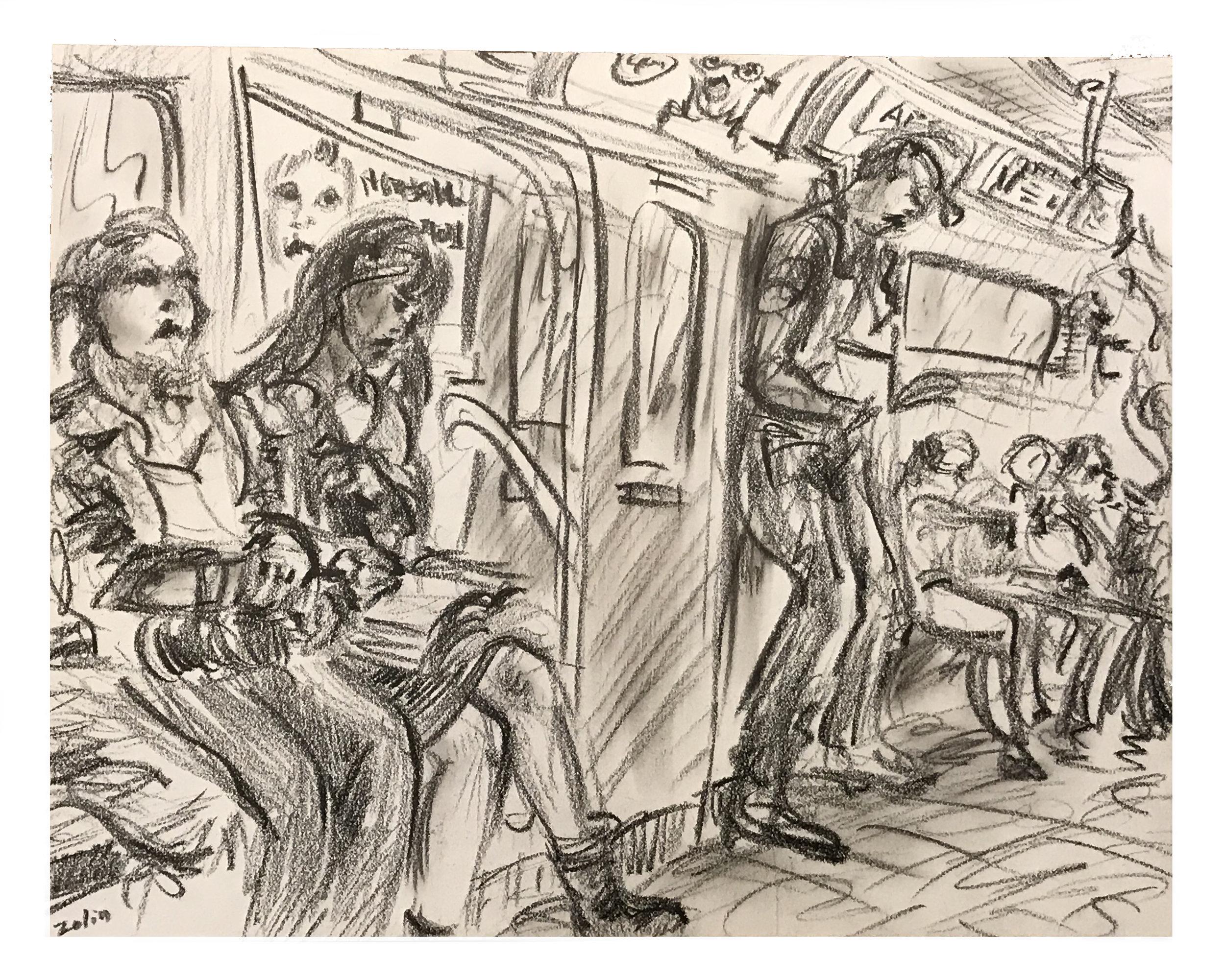 Subway Series 2