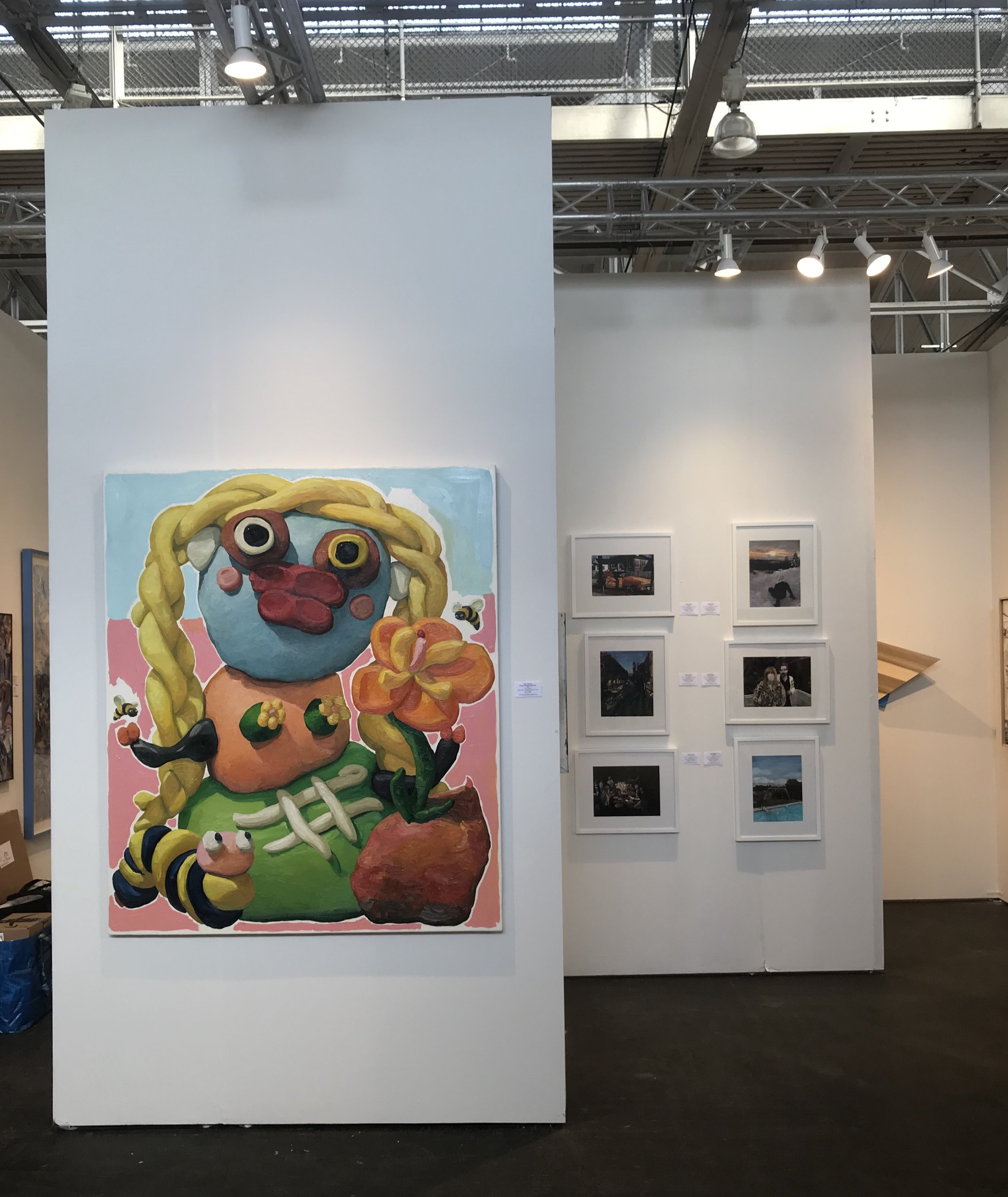 Art Market San Francisco - April 25 - 28, 2019