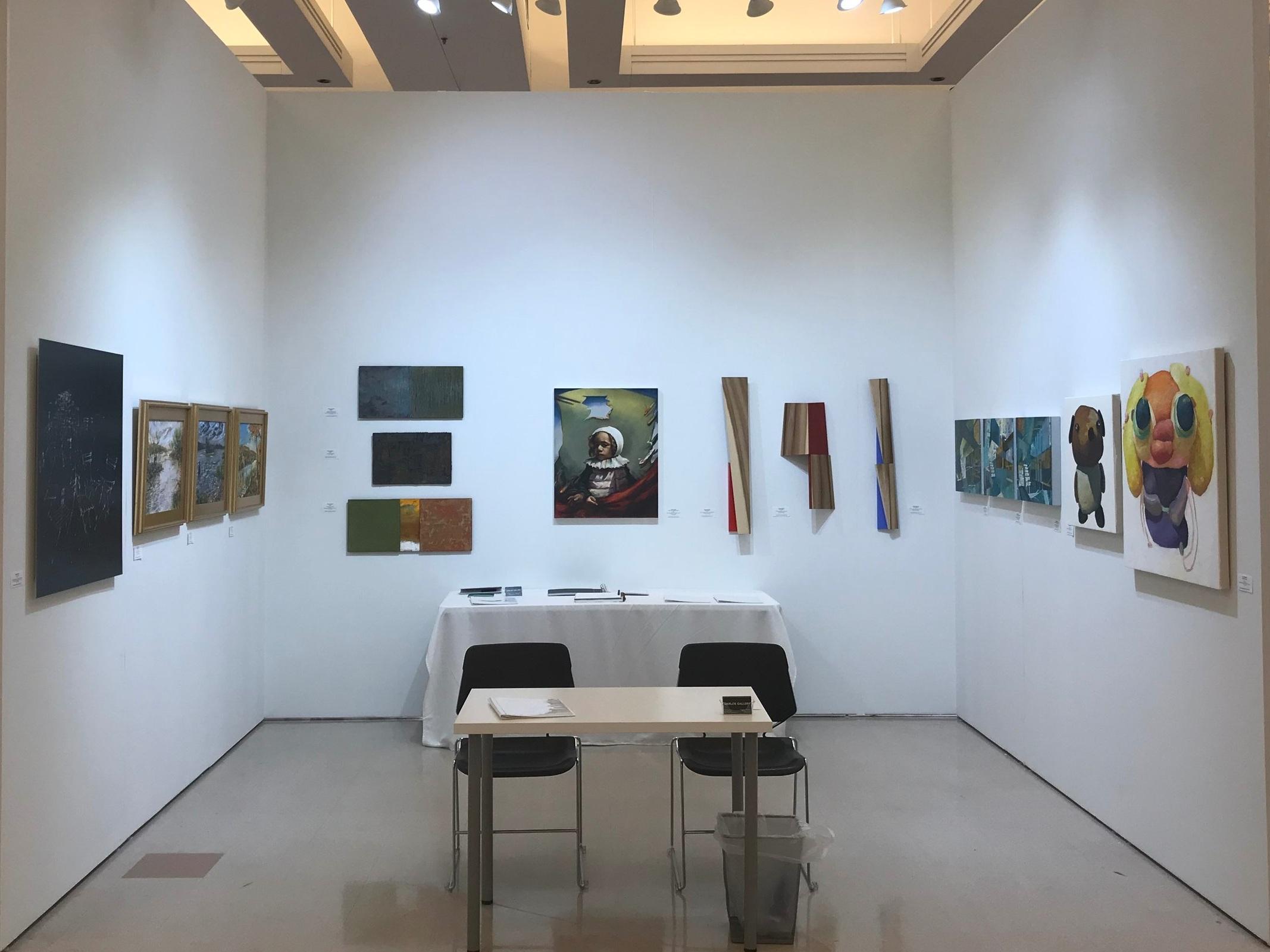 Reveal Contemporary Art Fair, Saratoga Springs, NY - Saratoga Springs City Center, Booth 207July 18 - 21, 2019