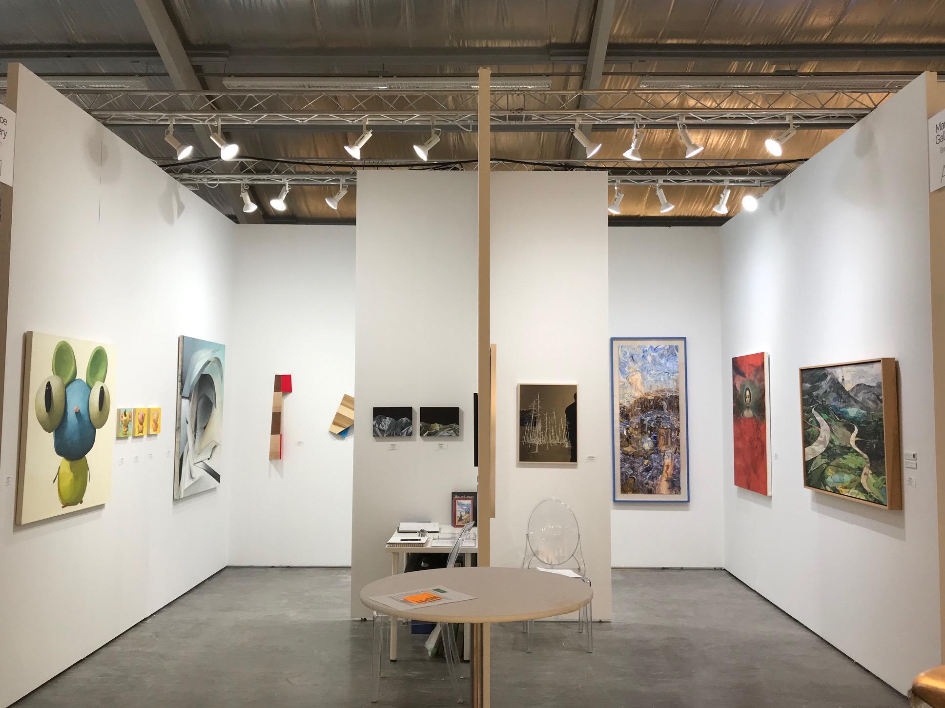 Art Aspen - Aspen Ice Garden, Booth A11July 25 - 28, 2019
