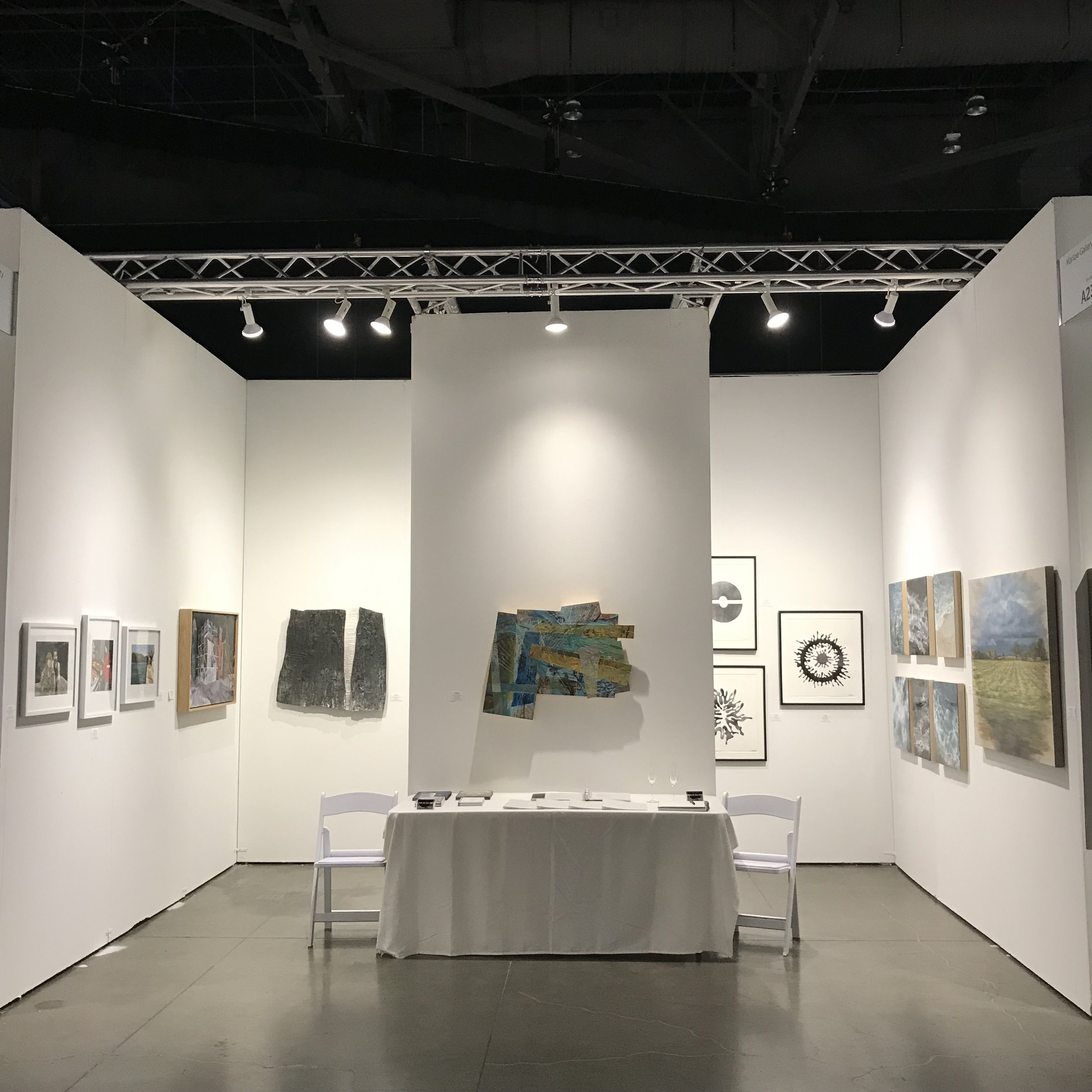 Seattle Art Fair, August 1 - 4, 2019