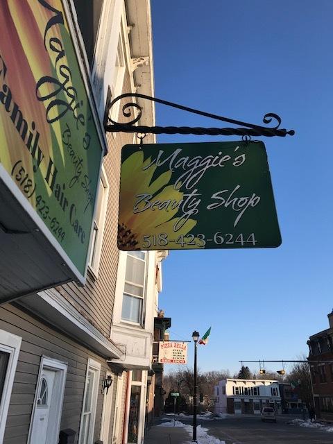 Maggie's Beauty Shop