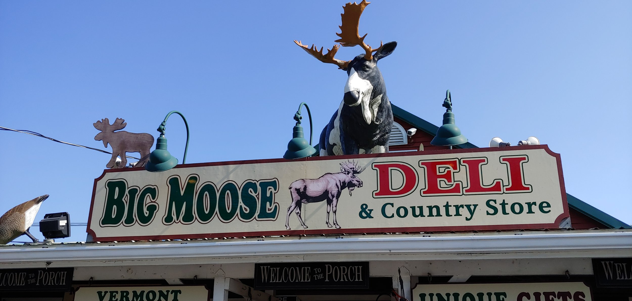 Big Moose Deli and Country Store -