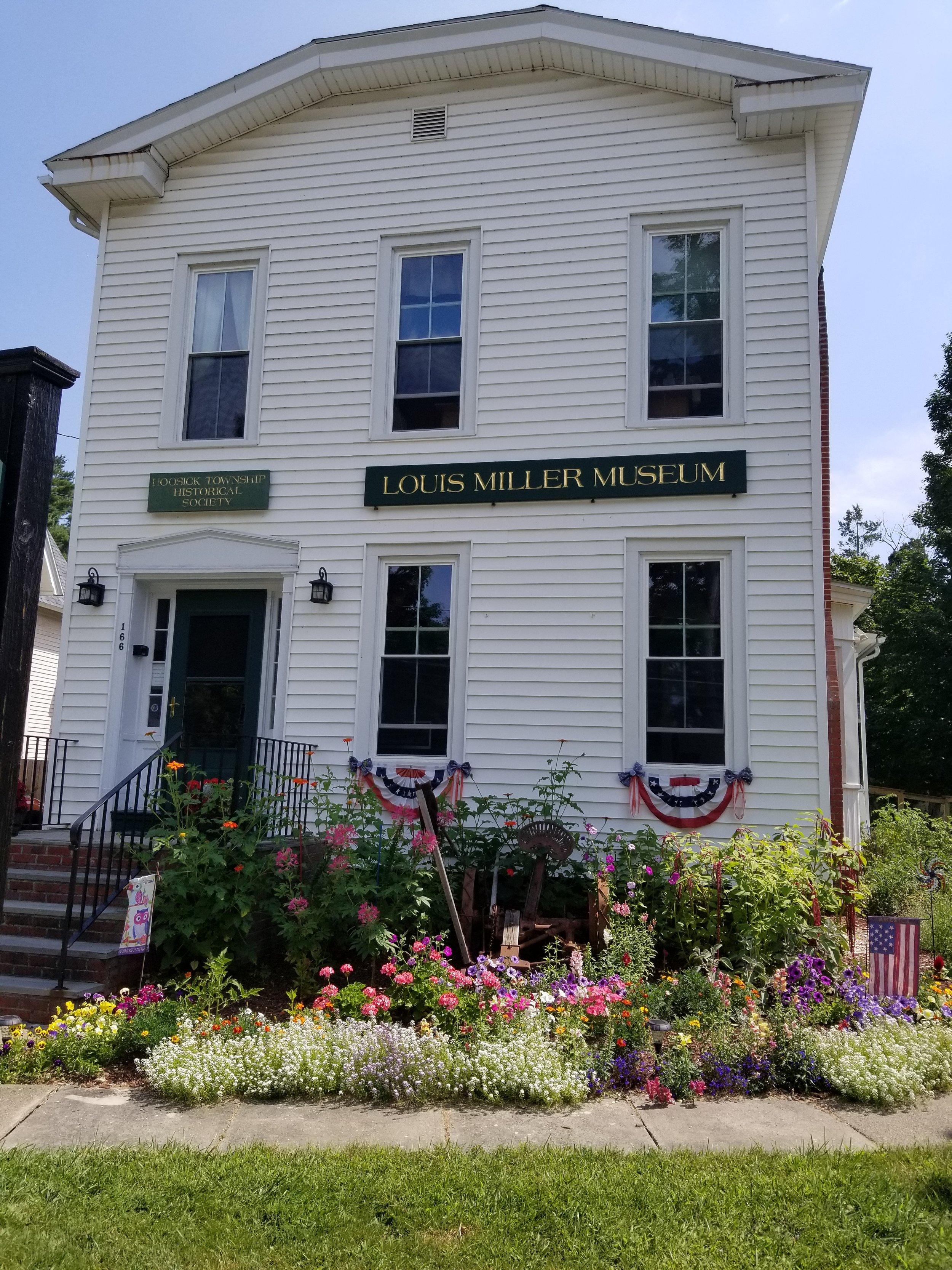 Hoosick Township Historical Society -