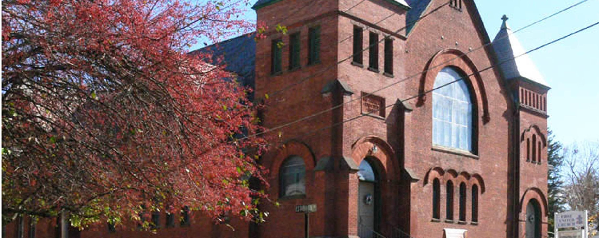 First United Presbyterian Church -
