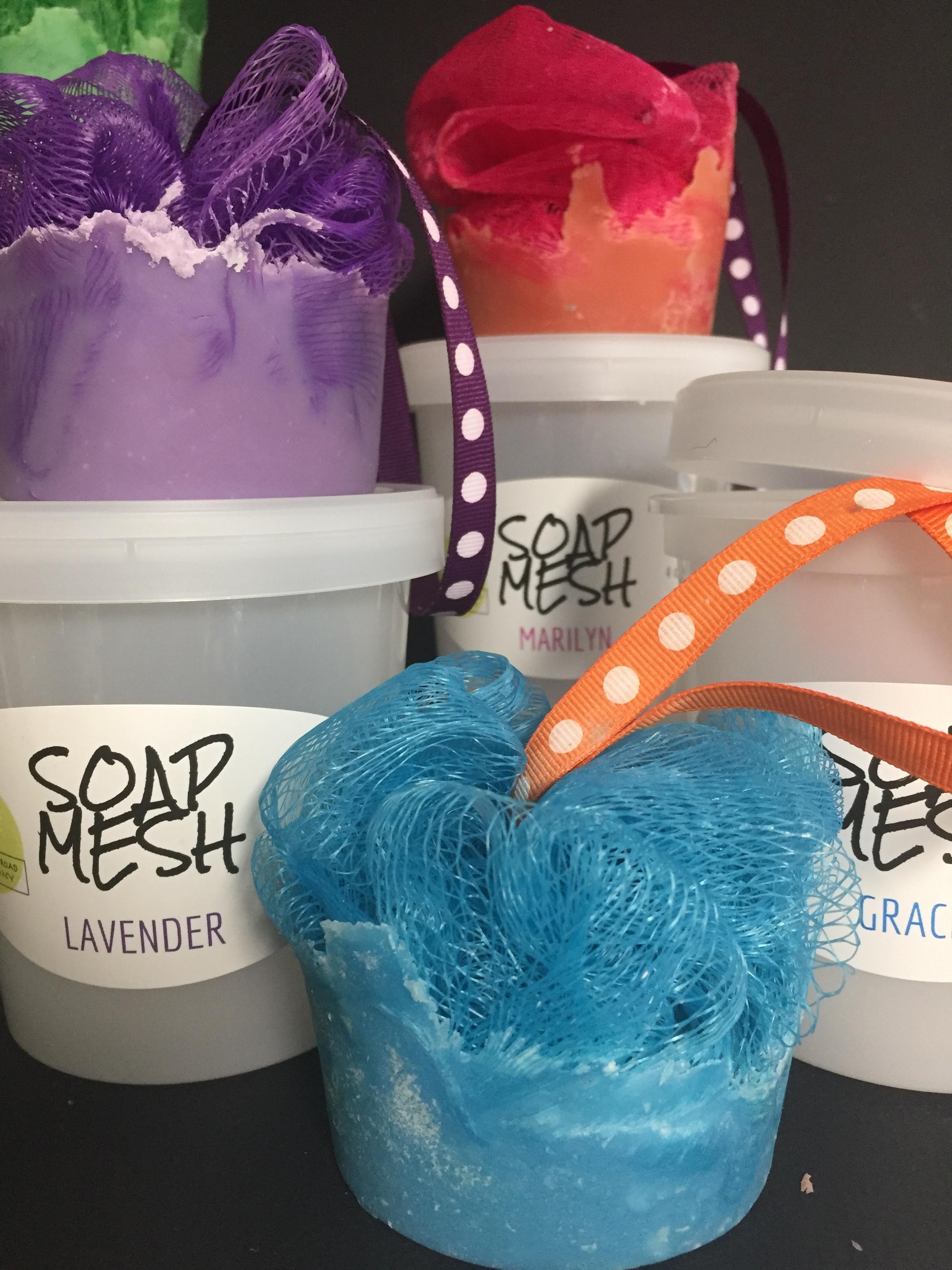 SOAP MESH