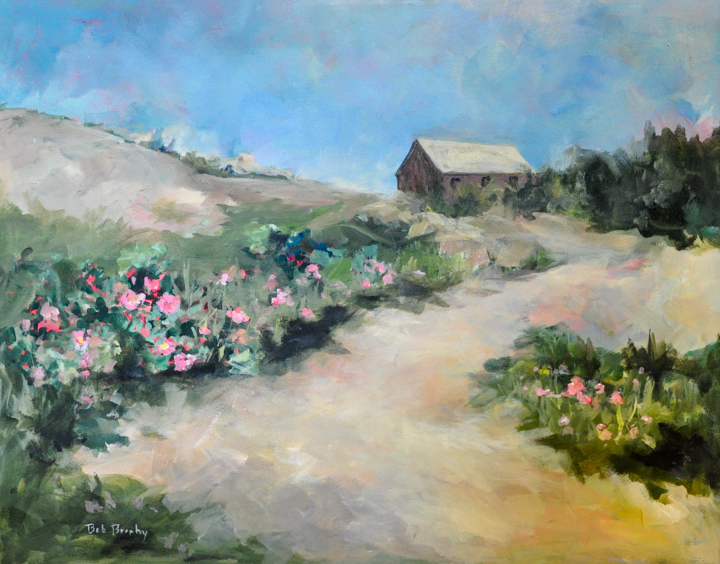 Dunes and Roses