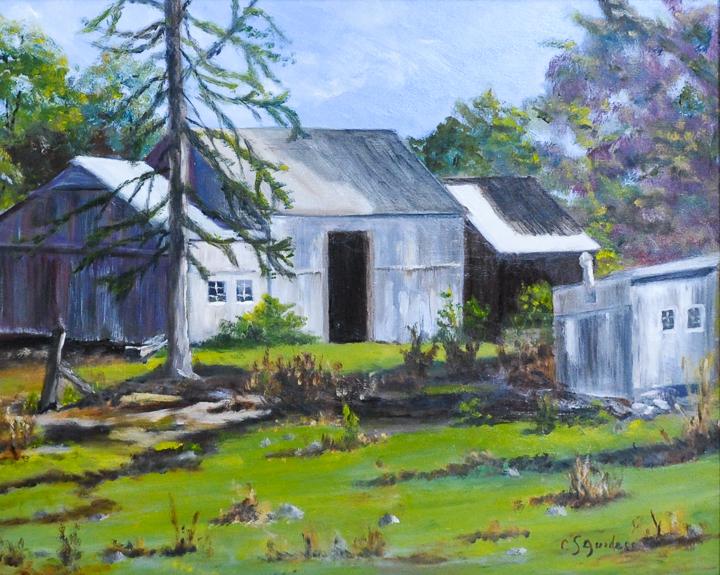 Farmyard - Gustafsons