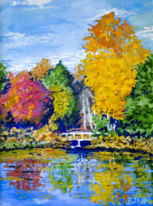 Fall Crossing