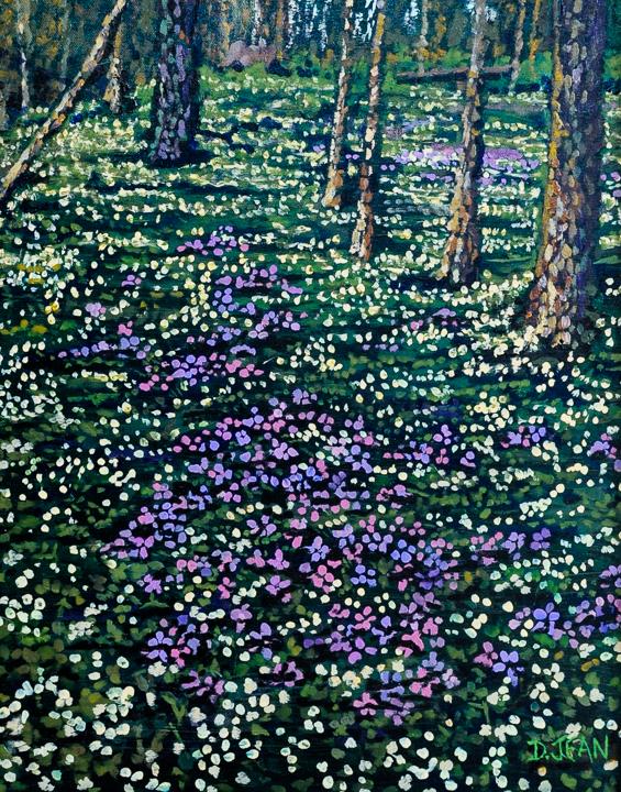 Spring Carpet