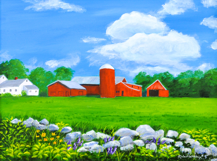 Litchfield County Farm