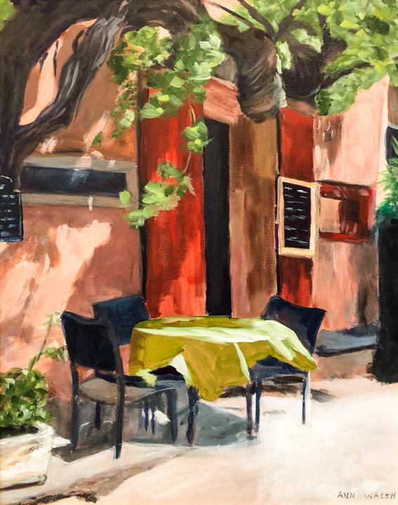 Cafe Cannes, France