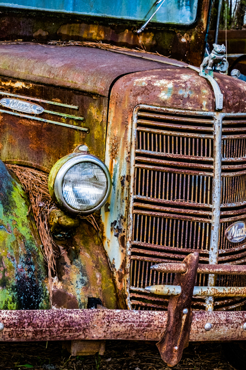 Old Car City #1