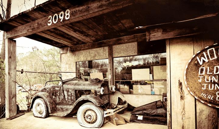 Old Car City #5