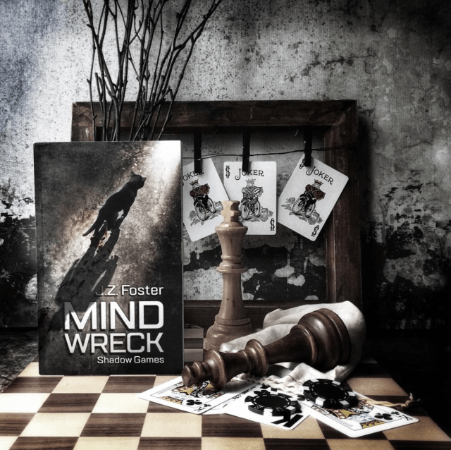 Mind Wreck: Shadows Games