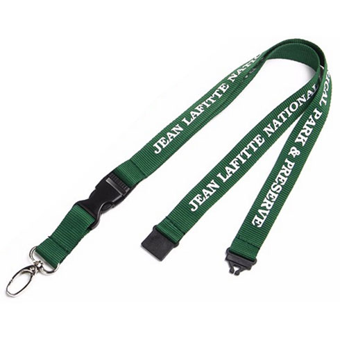 Lanyard with Clip and Safety Release